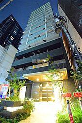 エスリード心斎橋LUXUE[6階]の外観
