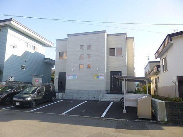 アイビー旭医前II 2階の賃貸【北海道 / 旭川市】