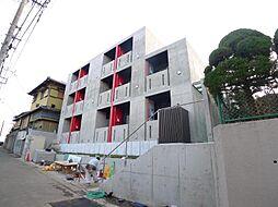 フォセット松戸・上本郷[1階]の外観