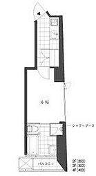フィンカ紅葉坂[3階]の間取り