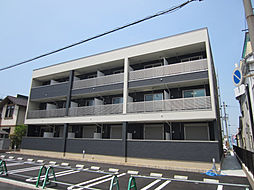 大阪府岸和田市上野町西の賃貸アパートの外観
