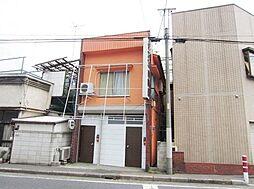 埼玉県川口市中青木3丁目の賃貸アパートの外観