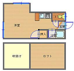 諏訪神社駅 2.0万円