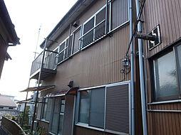 大津新奥山アパート[201号室]の外観