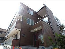 東京都江戸川区平井6丁目の賃貸マンションの外観