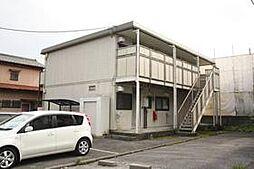 栃木県宇都宮市宝木本町の賃貸アパートの外観