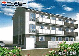 仮)D−room徳田[3階]の外観