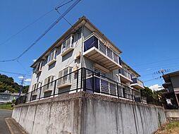 奈良県生駒郡三郷町立野北3丁目の賃貸アパートの外観