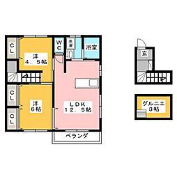 入間市駅 6.9万円