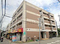 兵庫県伊丹市荒牧南3の賃貸マンションの外観