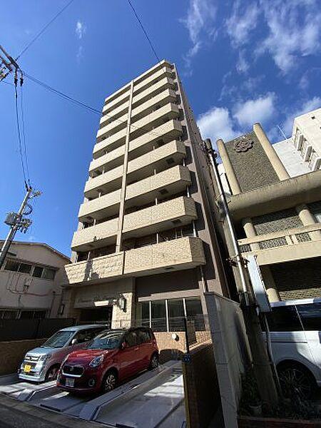 プレサンス神戸プレシャス[4階]の外観