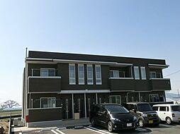香川県観音寺市大野原町丸井の賃貸アパートの外観