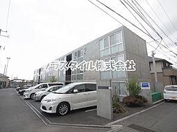 神奈川県厚木市林2丁目の賃貸マンションの外観