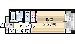 ステージ・21[4階]の間取り