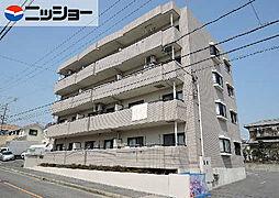 グリーンパレス新栄[1階]の外観