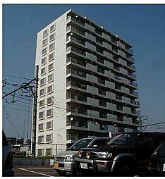 愛知県瀬戸市水南町の賃貸マンションの外観