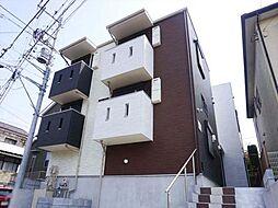 RadIAnce大和田(レイディエンスオオワダ)[2階]の外観