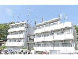 コーポサーザンヒルA棟[2階]の外観