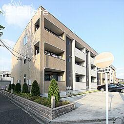 愛知県名古屋市中川区太平通3丁目の賃貸アパートの外観