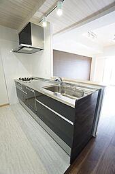 システムキッチン交換、食洗器採用。