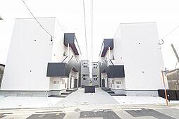 福岡県福岡市東区松島1丁目の賃貸アパートの外観