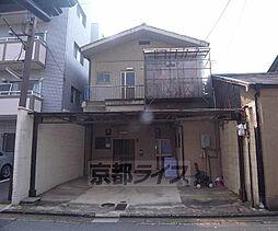 [一戸建] 京都府京都市下京区坊門町 の賃貸【/】の外観