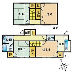 古賀駅 5.0万円
