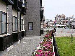 レオパレスウェンブリー[1階]の外観