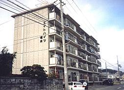 エイトハイツ坂本[4階]の外観