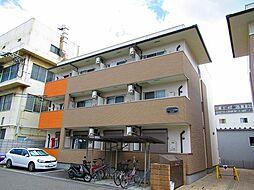 フジパレス北加賀屋EAST[1階]の外観