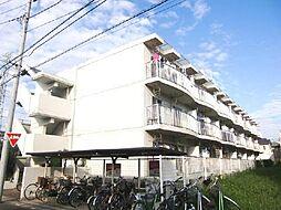 埼玉県川口市小谷場の賃貸マンションの外観