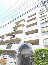 埼玉県戸田市下戸田1丁目の賃貸マンションの外観