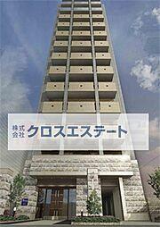プレサンス難波幸町[9階]の外観