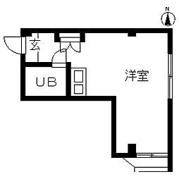 TOP・上板橋第1[0402号室]の間取り