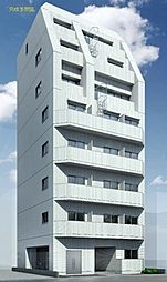 東京都墨田区向島2丁目の賃貸マンションの外観