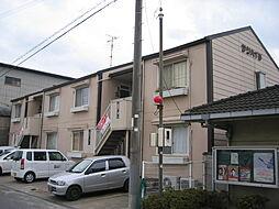 奈良県大和郡山市美濃庄町の賃貸アパートの外観
