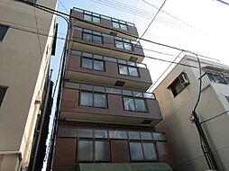大阪府大阪市東住吉区駒川4丁目の賃貸マンションの外観