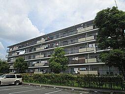 富田第二住宅64棟[4階]の外観