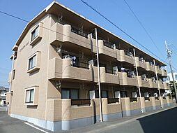 静岡県浜松市中区高丘北4丁目の賃貸マンションの外観