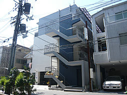 山崎第1マンション[4階]の外観