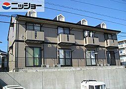 サニーコート D棟[2階]の外観