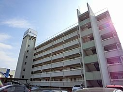 栃木県宇都宮市東今泉2丁目の賃貸マンションの外観