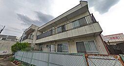大木ハウス[2階]の外観