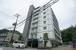 兵庫県神戸市北区山田町下谷上芝山の賃貸マンションの外観