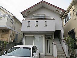 [テラスハウス] 東京都世田谷区下馬3丁目 の賃貸【/】の外観