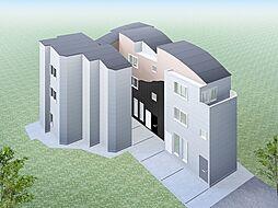 ピッコロッカ 新小岩[3-D号室]の外観