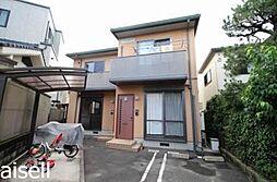 広島県広島市佐伯区五日市中央5丁目の賃貸アパートの外観