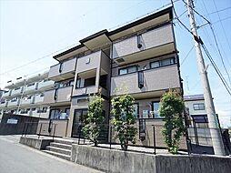 静岡県浜松市東区有玉台2丁目の賃貸アパートの外観