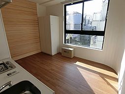 nozomio premier MEGURO 2階ワンルームの間取り