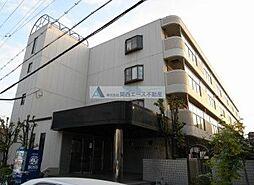 大阪府東大阪市新庄2丁目の賃貸マンションの外観